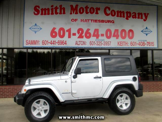 used 2008 jeep wrangler for sale in hattiesburg ms 39402 smith motor company. Black Bedroom Furniture Sets. Home Design Ideas