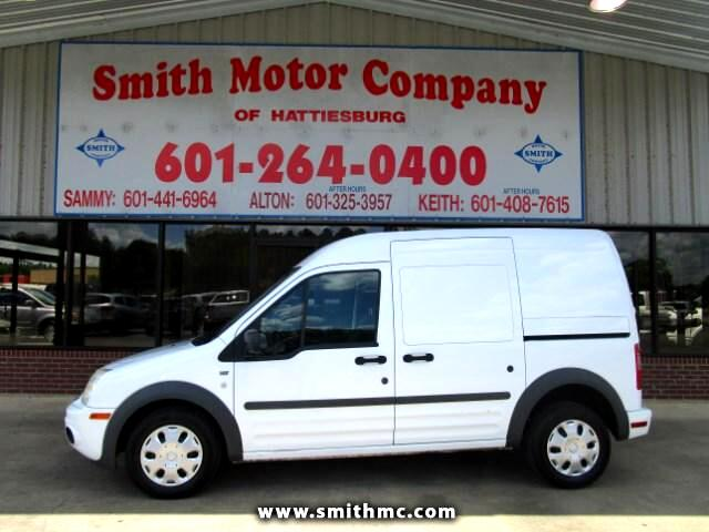 Used 2010 Ford Transit Connect For Sale In Hattiesburg Ms