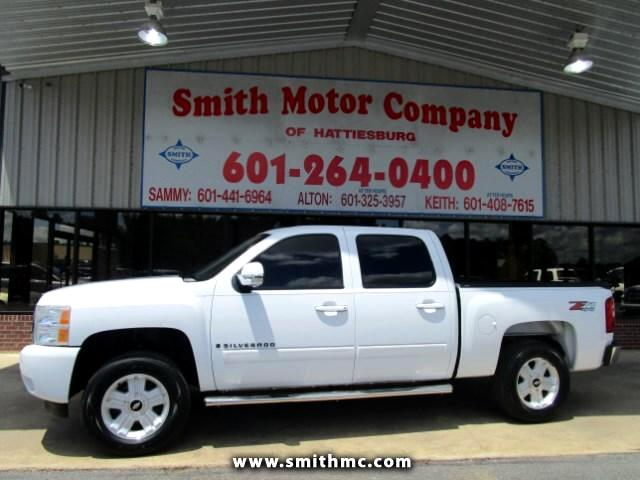 used 2007 chevrolet silverado 1500 for sale in hattiesburg
