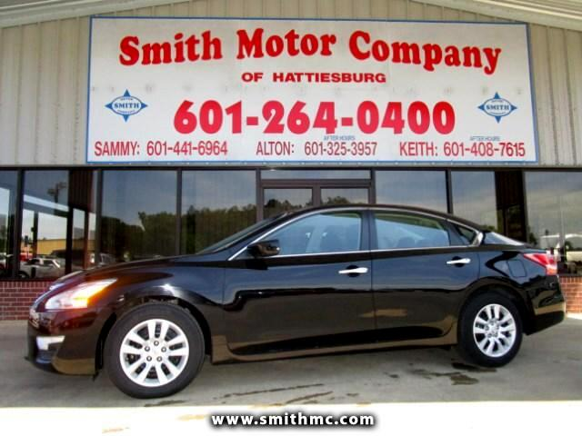 Used 2013 Nissan Altima For Sale In Hattiesburg Ms 39402
