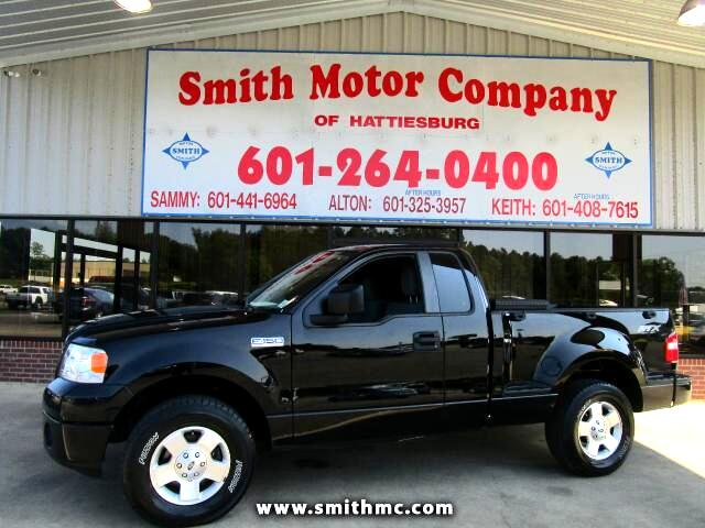 Used 2007 Ford F 150 For Sale In Hattiesburg Ms 39402