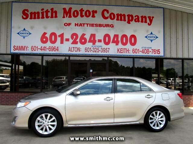 Used 2013 Toyota Camry For Sale In Hattiesburg Ms 39402