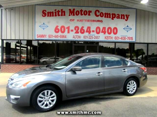Used 2014 Nissan Altima For Sale In Hattiesburg Ms 39402