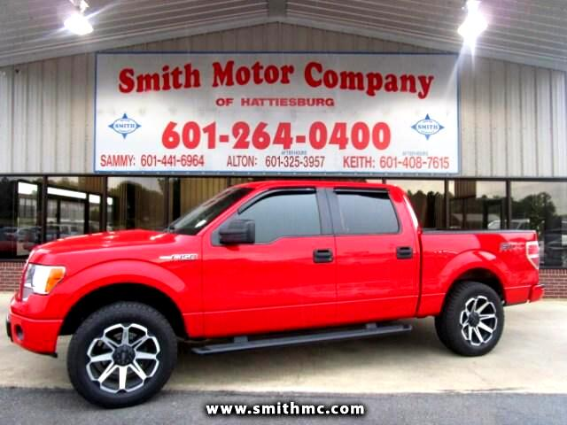 Used 2014 Ford F 150 For Sale In Hattiesburg Ms 39402 Smith Motor Company