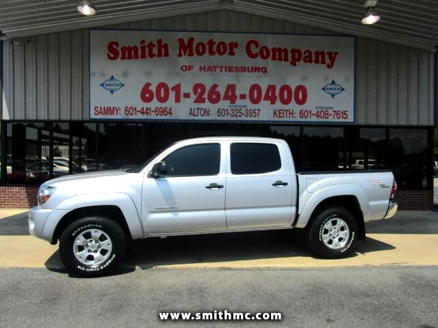 Used 2011 Toyota Tacoma For Sale In Hattiesburg Ms 39402