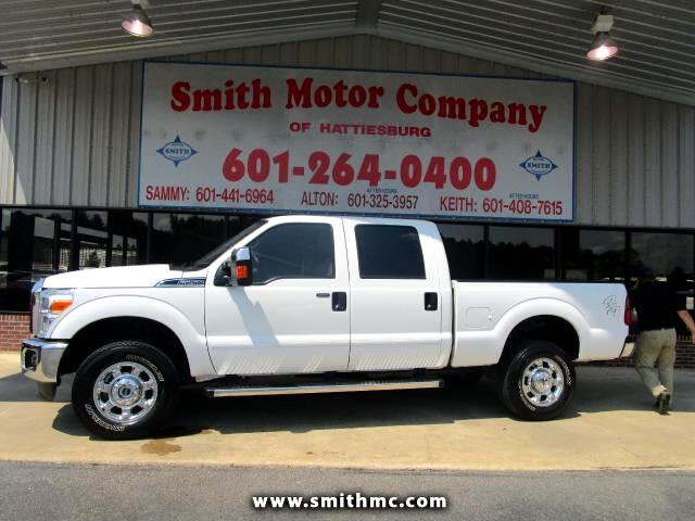 Used 2012 Ford F 250 Sd For Sale In Hattiesburg Ms 39402