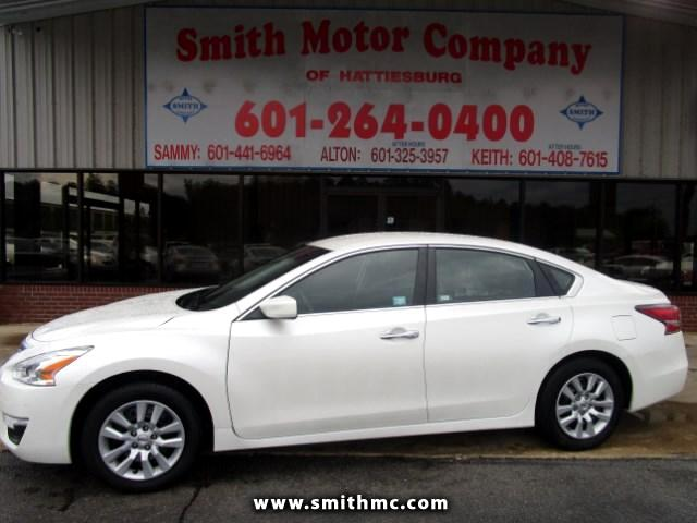 Used 2014 Nissan Altima 2 5 S For Sale In Hattiesburg Ms