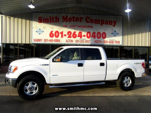 Used 2014 Ford F 150 For Sale In Hattiesburg Ms 39402