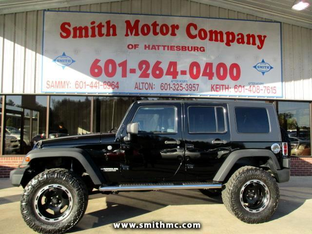 Used 2008 Jeep Wrangler For Sale In Hattiesburg Ms 39402