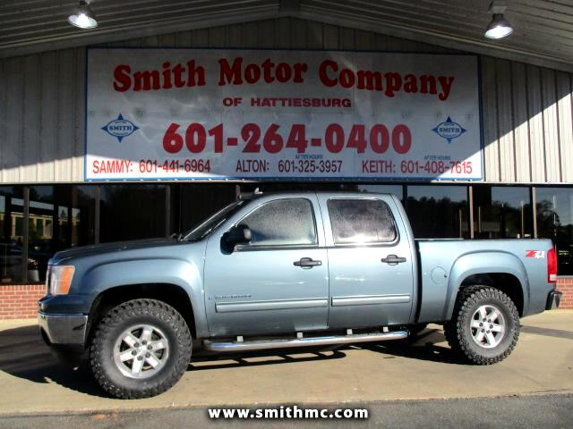 used 2007 gmc sierra 1500 for sale in hattiesburg ms 39402 smith motor company. Black Bedroom Furniture Sets. Home Design Ideas