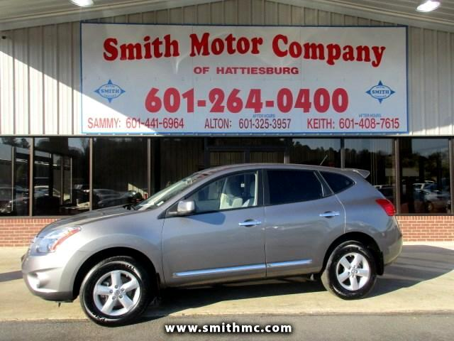 Used 2013 Nissan Rogue For Sale In Hattiesburg Ms 39402