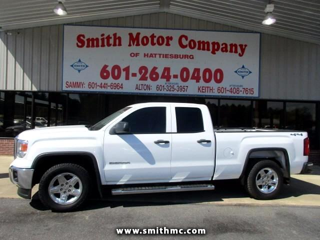Used 2014 Gmc Sierra 1500 4wd Extended Cab For Sale In