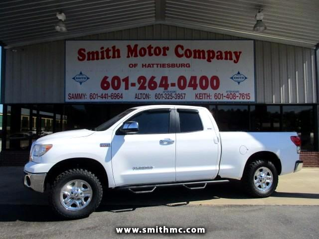 Used 2008 toyota tundra sr5 double cab 5 7l 4wd for sale for Smith motor company of hattiesburg inc hattiesburg ms