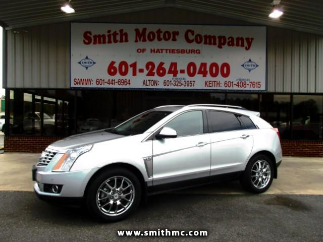 used 2013 cadillac srx performance collection for sale in hattiesburg ms 39402 smith motor company. Black Bedroom Furniture Sets. Home Design Ideas