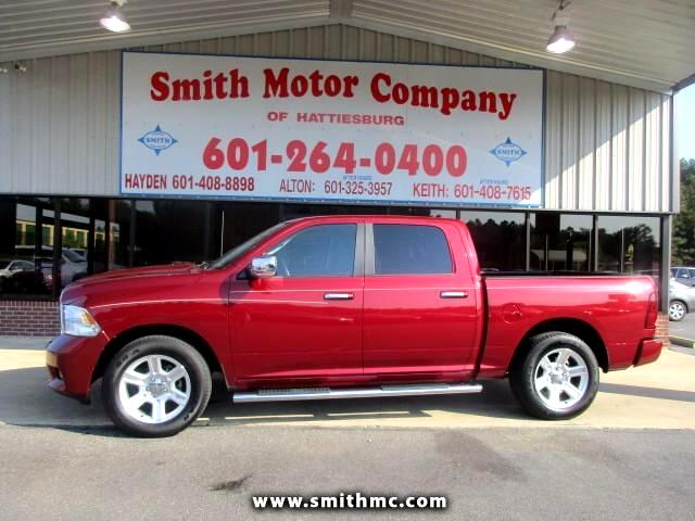 2012 Dodge Ram 1500 Limited