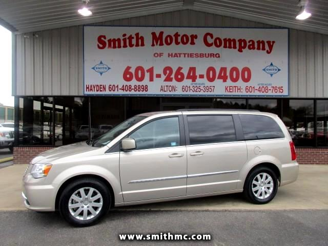 used 2014 chrysler town country touring for sale in On smith motor company of hattiesburg inc hattiesburg ms