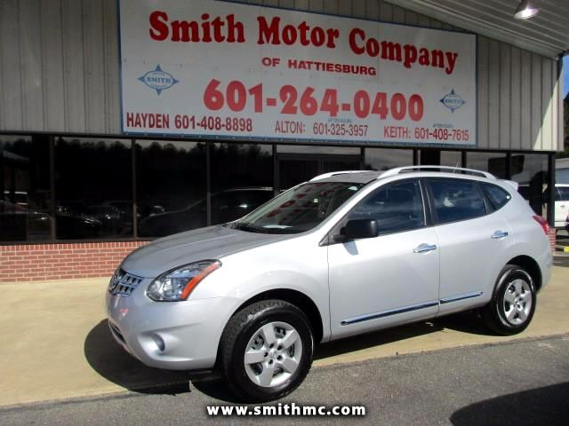 Used 2015 Nissan Rogue Select S Awd For Sale In
