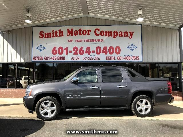 Used 2011 Chevrolet Avalanche Ltz 4wd For Sale In