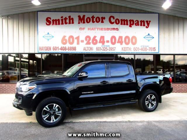 Used 2016 Toyota Tacoma Trd Sport Swb At V6 For Sale In