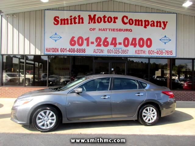 Used 2016 Nissan Altima 2 5 S For Sale In Hattiesburg Ms