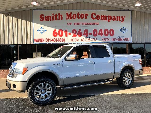 2010 Ford F-150 King Ranch 4WD