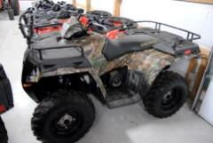 2013 Polaris Sportsman 500 HO