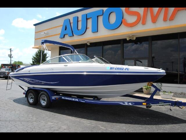 2007 Rinker 226 Captiva Base