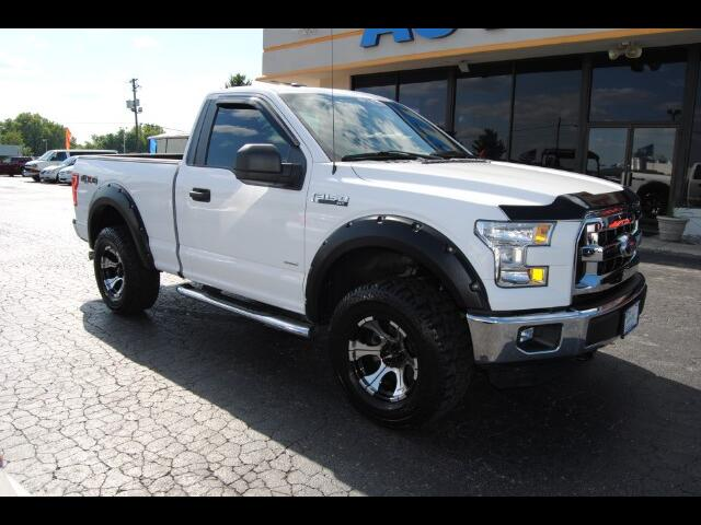 2016 Ford F-150 Regular Cab 4WD