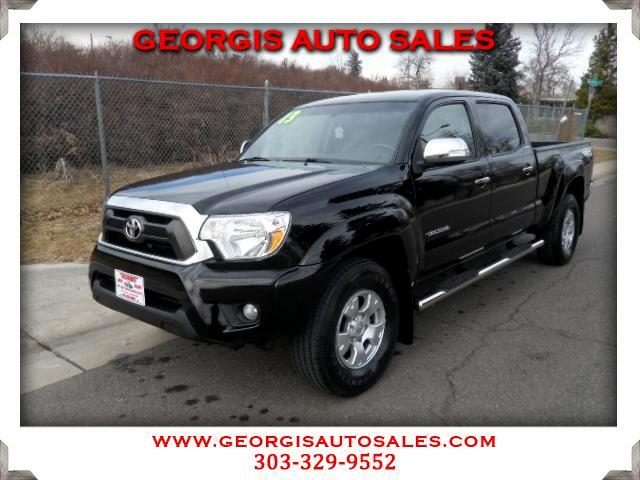 2013 Toyota Tacoma Limited Double Cab Super Long Bed V6 5AT 4WD