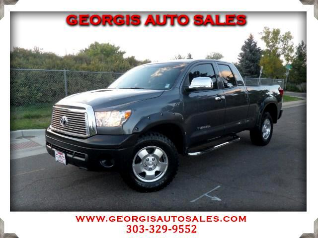2013 Toyota Tundra SR5 Double Cab 6AT 4WD
