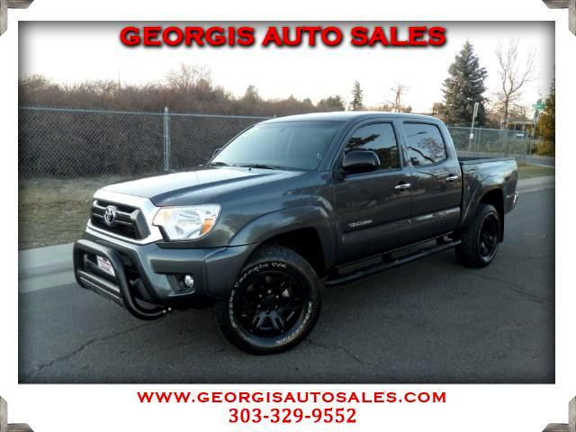 2015 Toyota Tacoma Double Cab V6 5AT 4WD Super Charger