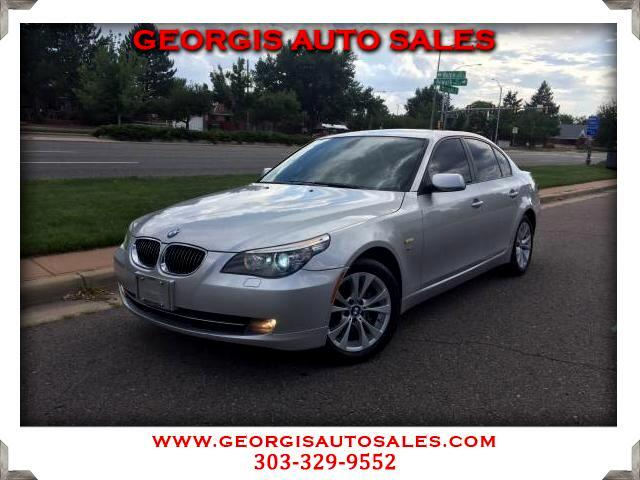 2010 BMW 5-Series 535i xDrive
