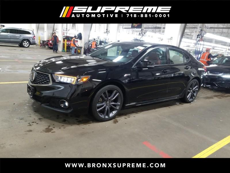 Pre-Owned 2018 Acura TLX A-Spec