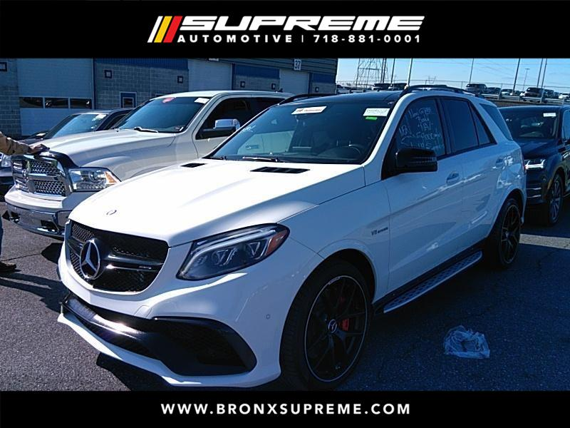 Pre-Owned 2016 Mercedes-Benz GLE Class AMG® GLE63S 4MATIC
