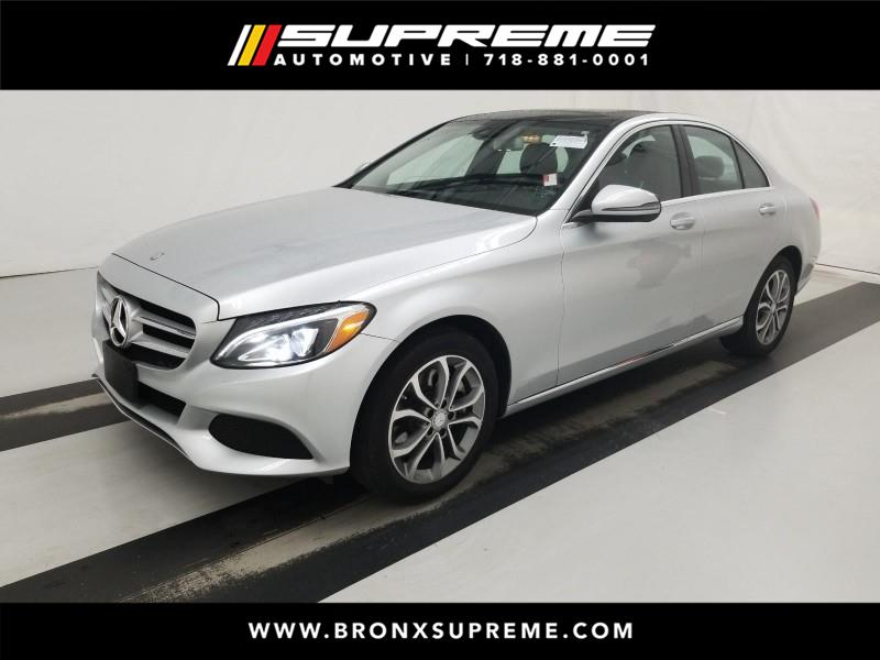 Pre-Owned 2016 Mercedes-Benz C-Class C300 4MATIC® Sedan