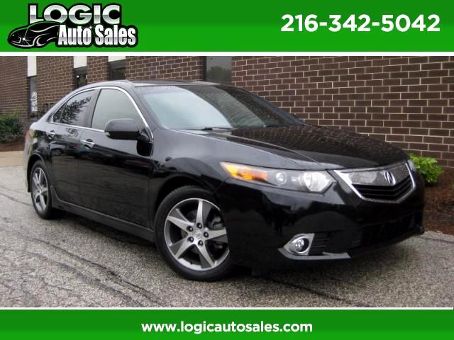 2012 Acura TSX 6-Speed MT Special Edition