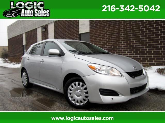 2013 Toyota Matrix L 4-Speed AT