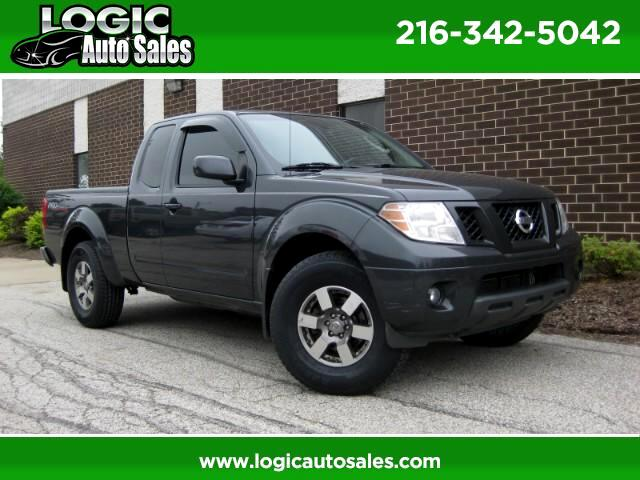 2010 Nissan Frontier PRO-4X King Cab 4WD