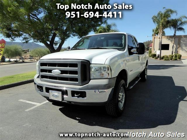 2005 Ford F-250 SD Super Duty XL 4dr SuperCab XL