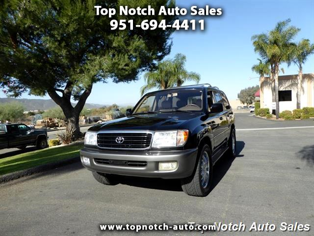 2000 Toyota Land Cruiser AWD