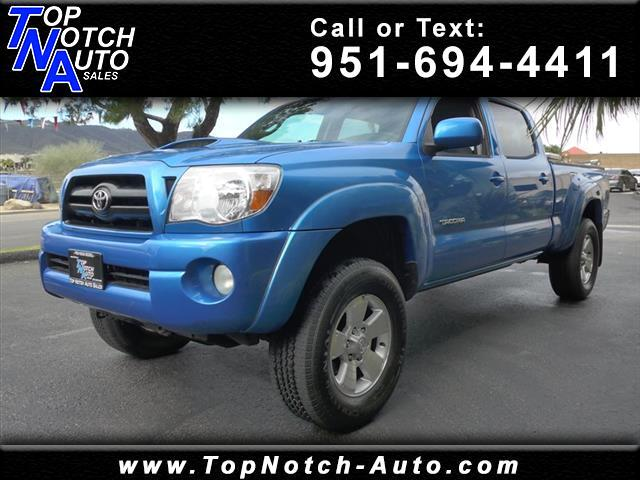 used 2005 toyota tacoma prerunner double cab long bed v6 2wd for sale in temecula ca 92590 top. Black Bedroom Furniture Sets. Home Design Ideas