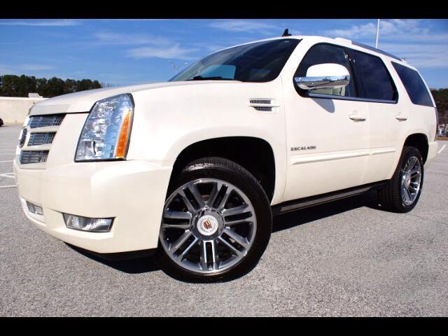 2012 Cadillac Escalade 2WD Premium