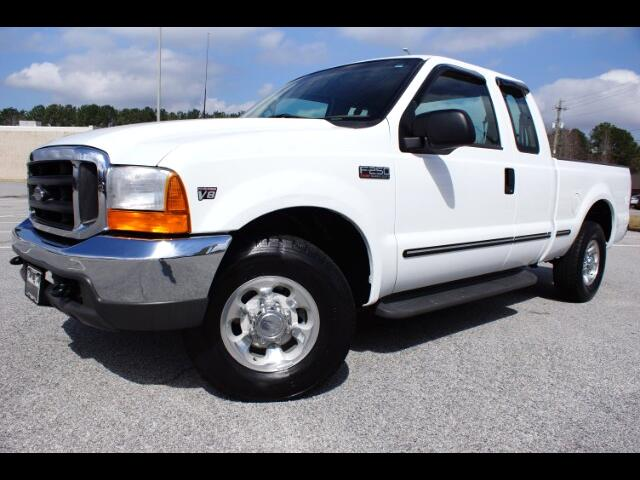 1999 Ford F-250 SD Lariat SuperCab 2WD