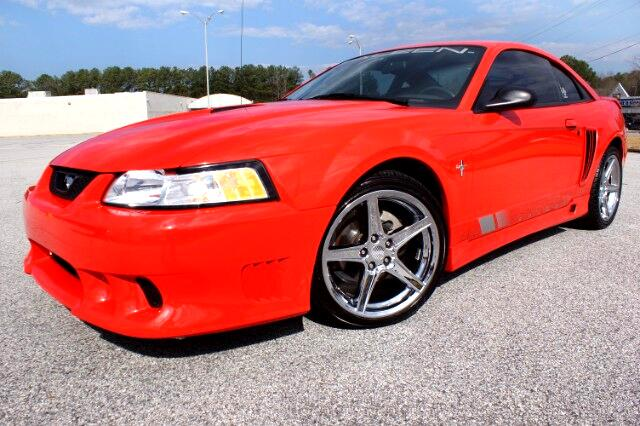 used 2000 ford mustang gt coupe saleen s281 s281sc for. Black Bedroom Furniture Sets. Home Design Ideas