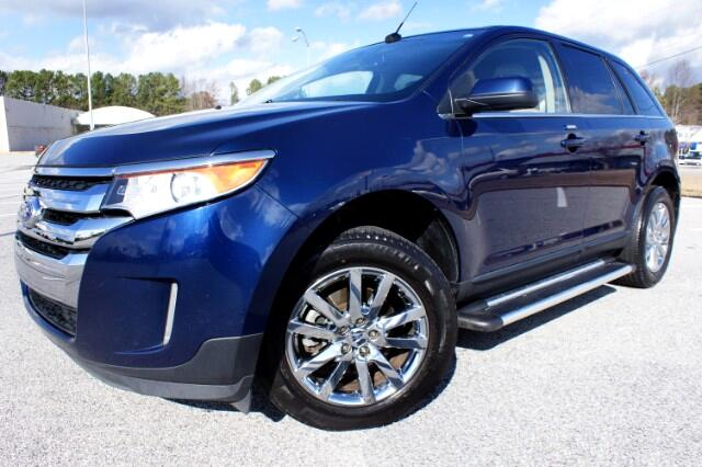 2012 Ford Edge Limited FWD