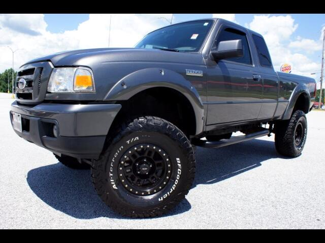 2006 Ford Ranger Sport SuperCab 4WD