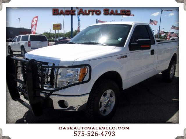 2010 Ford F-150 XLT 8-ft. Bed 2WD