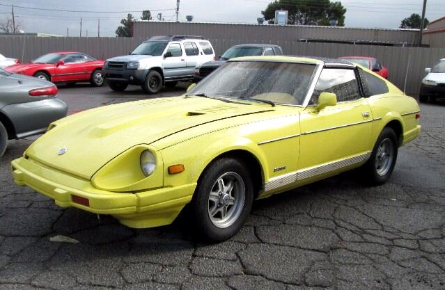1983 Datsun 280ZX Base