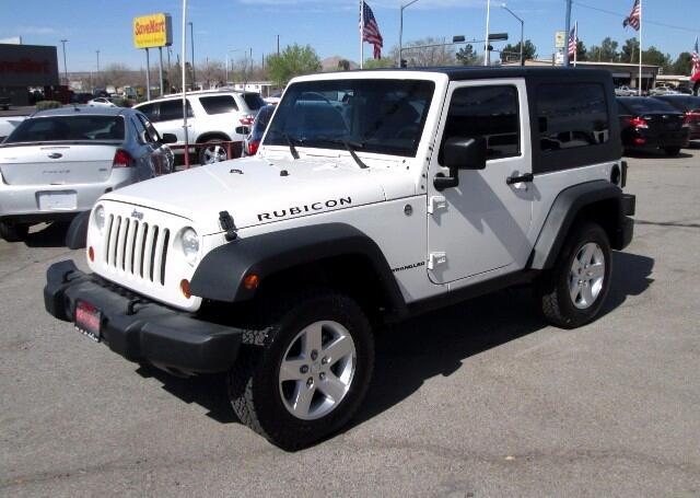 2007 Jeep Wrangler Rubicon