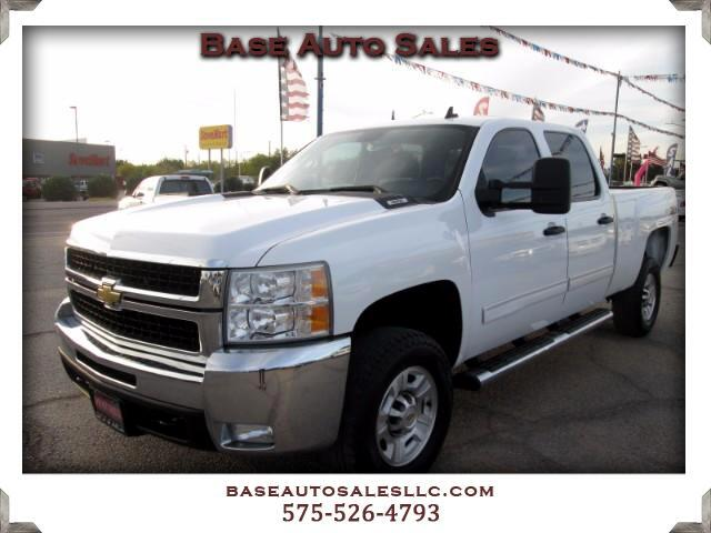 2009 Chevrolet Silverado 2500HD LT1 Crew Cab Long Box 4WD